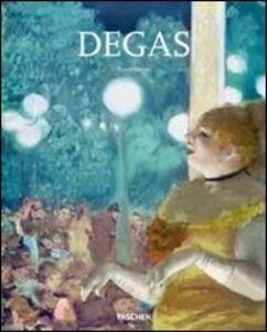 Foto Cover di Degas, Libro di  edito da Taschen