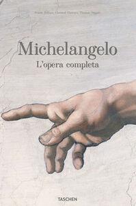 Libro Michelangelo. L'opera completa. Ediz. illustrata Frank Zöllner