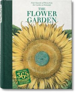 Libro 365 day-by day. The flower garden. Ediz. inglese, tedesca e francese