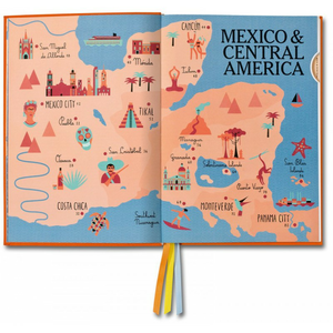 Libro NYT. 36 hours. Latin America & The Caribbean Barbara Ireland 2