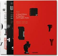 Voluntariadobaleares2014.es Type. A visual history of typefaces & graphic styles (1628-1938). Ediz. inglese, francese e tedesca Image