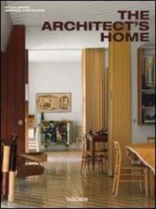 Foto Cover di La casa dell'architetto. Ediz. italiana, spagnola, portoghese, Libro di  edito da Taschen