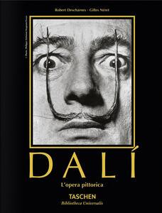 Salvador Dalì. The paintings. Ediz. illustrata - Robert Descharnes,Gilles Néret - copertina