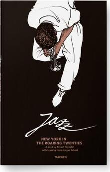 Recuperandoiltempo.it Jazz. New York in the roaring twenties. Con CD Audio Image