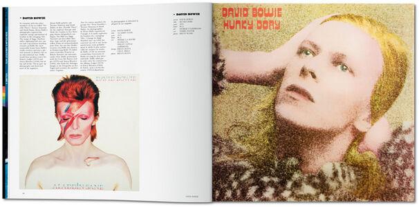 Libro Rock covers. Ediz. italiana, spagnola e portoghese Jon Kirby , Robbie Busch , Julius Wiedemann 3