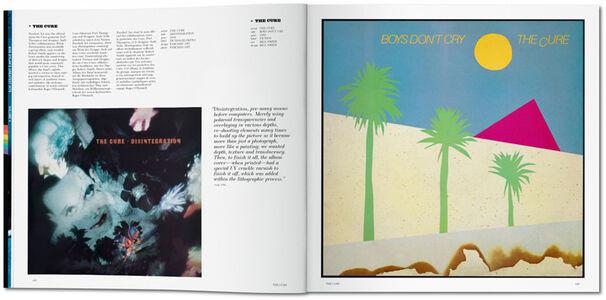 Libro Rock covers. Ediz. italiana, spagnola e portoghese Jon Kirby , Robbie Busch , Julius Wiedemann 4
