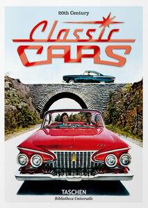 Libro 20th century classic cars. Ediz. italiana, spagnola e portoghese Jim Heimann , Phil Patton