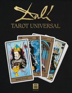 Dalí tarot. Carte, magia e mistero. Un mazzo di tarocchi estremamente raro e inusuale. Ediz. italiana, spagnolo e portoghese