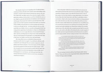 Libro Frank Sinatra has a cold. Ediz. limitata Gay Talese , Phil Stern 3