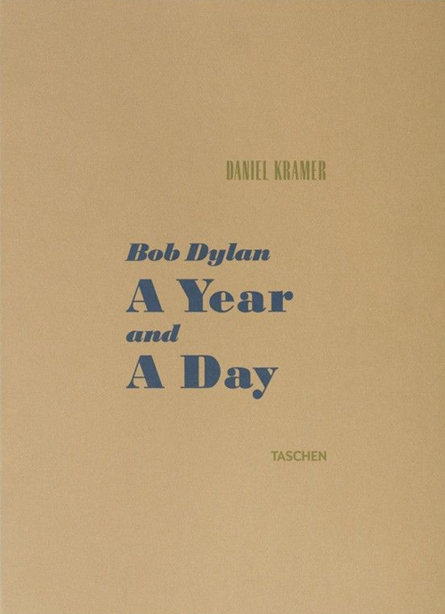 Bob Dylan. A year and a day...