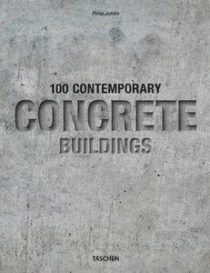 Libro 100 contemporary concrete buildings. Ediz. inglese, italiana, spagnola e portoghese Philip Jodidio