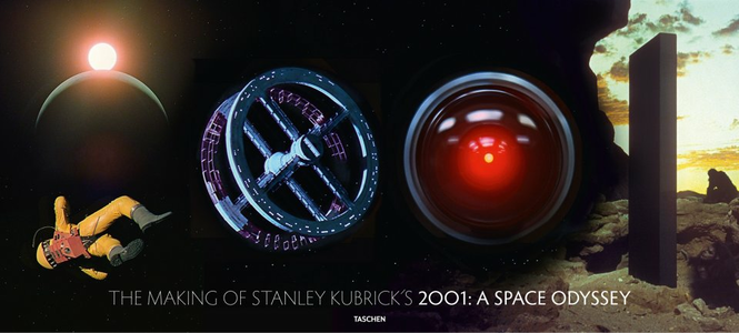 Libro The making of Stanley Kubrick's 2001: A space odyssey. Ediz. illustrata Piers Bizony 1