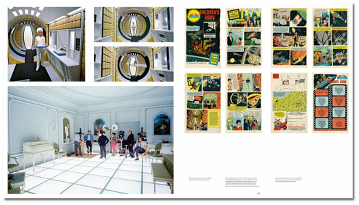 Libro The making of Stanley Kubrick's 2001: A space odyssey. Ediz. illustrata Piers Bizony 2