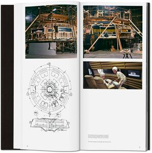Libro The making of Stanley Kubrick's 2001: A space odyssey Piers Bizony 6