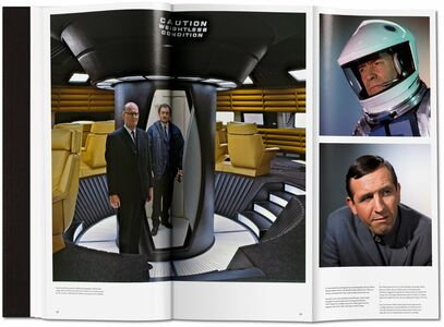 Libro The making of Stanley Kubrick's 2001: A space odyssey Piers Bizony 7