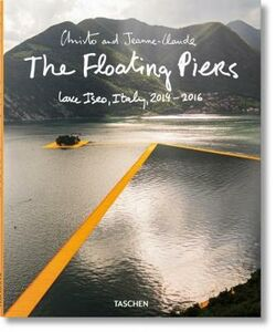 Libro Christo. The floating piers. Ediz. italiana e inglese. Vol. 2  0