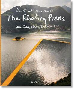 Foto Cover di Christo. The floating piers. Ediz. italiana e inglese. Vol. 2, Libro di  edito da Taschen 0
