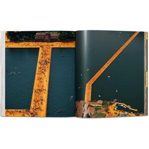 Foto Cover di Christo. The floating piers. Ediz. italiana e inglese. Vol. 2, Libro di  edito da Taschen 1