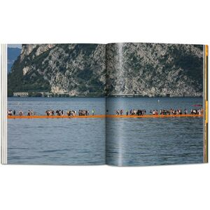 Libro Christo. The floating piers. Ediz. italiana e inglese. Vol. 2  2