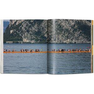 Foto Cover di Christo. The floating piers. Ediz. italiana e inglese. Vol. 2, Libro di  edito da Taschen 2
