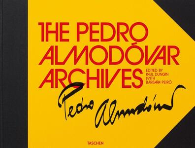 The Pedro Almodóvar Archives - copertina