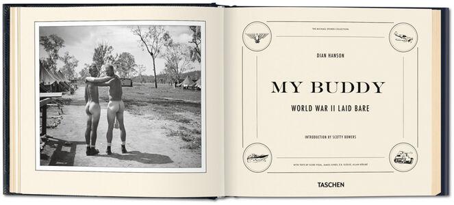Foto Cover di My Buddy. World war II laid bare. Ediz. italiana, inglese, francese e tedesca, Libro di Dian Hanson, edito da Taschen 1