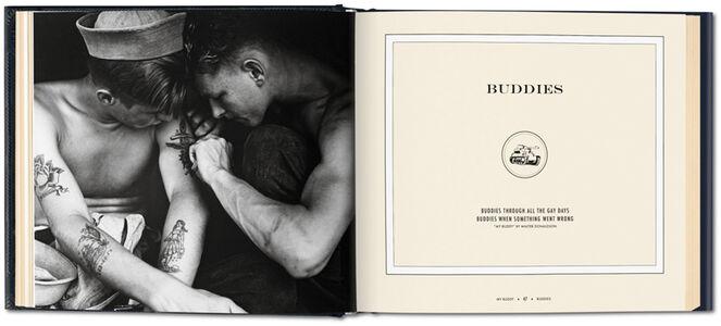 Foto Cover di My Buddy. World war II laid bare. Ediz. italiana, inglese, francese e tedesca, Libro di Dian Hanson, edito da Taschen 2
