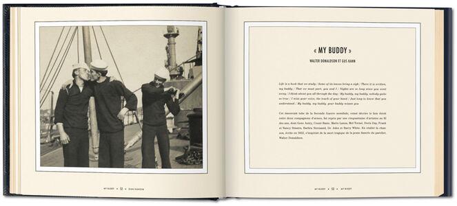 Foto Cover di My Buddy. World war II laid bare. Ediz. italiana, inglese, francese e tedesca, Libro di Dian Hanson, edito da Taschen 3