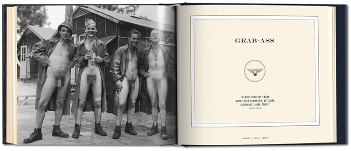 Libro My Buddy. World war II laid bare. Ediz. italiana, inglese, francese e tedesca Dian Hanson 7