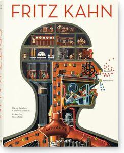 Libro Fritz Kahn. Ediz. inglese, francese e tedesca Uta von Debschitz , Thilo von Debschitz 0