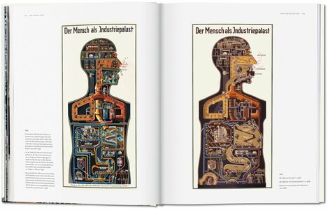 Libro Fritz Kahn. Ediz. inglese, francese e tedesca Uta von Debschitz , Thilo von Debschitz 2