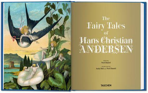 Foto Cover di Le fiabe di Hans Christian Andersen, Libro di Daniel Noel, edito da Taschen 4