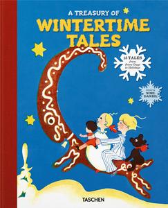 Libro Fiabe d'inverno. 13 storie di neve e Natale Noel Daniel