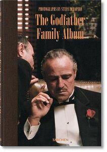 Libro The Godfather family album. Ediz. inglese, francese e tedesca Steve Schapiro , Paul Duncan 0