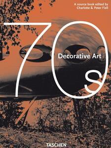 Decorative art 70's. Ediz. italiana, spagnola e portoghese