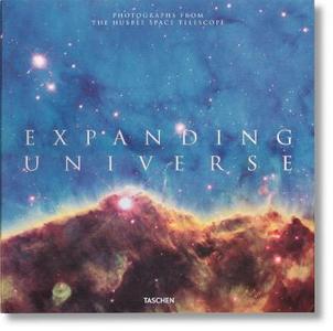 Libro Expanding universe. Photographs from the hubble space telescope. Ediz. inglese, francese e tedesca