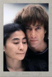 Kishin Shinoyama. John Lennon & Yoko Ono. Double fantasy. Ediz. inglese, francese, tedesca e giapponese - Josh Baker - copertina