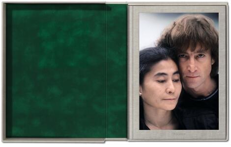 Kishin Shinoyama. John Lennon & Yoko Ono. Double fantasy. Ediz. inglese, francese, tedesca e giapponese - Josh Baker - 3