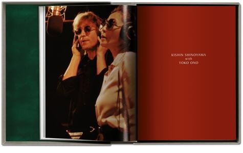 Kishin Shinoyama. John Lennon & Yoko Ono. Double fantasy. Ediz. inglese, francese, tedesca e giapponese - Josh Baker - 5