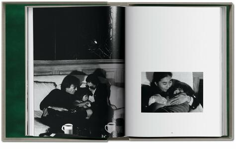 Kishin Shinoyama. John Lennon & Yoko Ono. Double fantasy. Ediz. inglese, francese, tedesca e giapponese - Josh Baker - 6