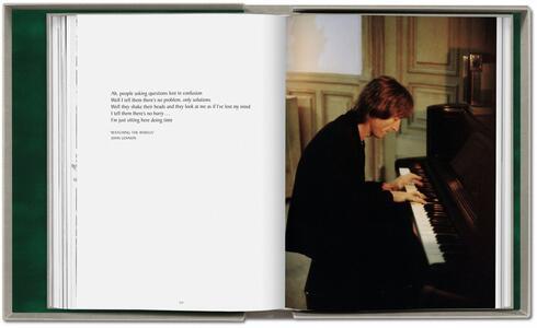 Kishin Shinoyama. John Lennon & Yoko Ono. Double fantasy. Ediz. inglese, francese, tedesca e giapponese - Josh Baker - 7