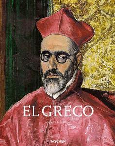 Libro El Greco Michael Scholz-Hänsel