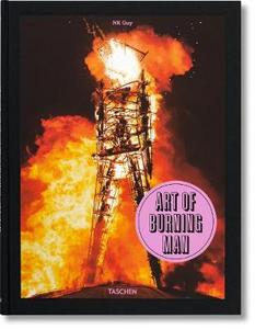 Libro Art of burning man. Ediz. inglese, francese e tedesca Nk Guy 0