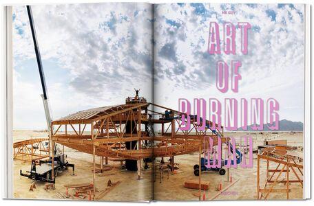 Libro Art of burning man. Ediz. inglese, francese e tedesca Nk Guy 1