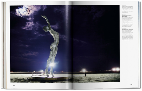 Libro Art of burning man. Ediz. inglese, francese e tedesca Nk Guy 6