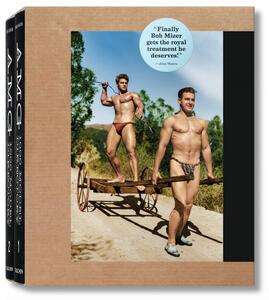 Bob Mizer. AMG: 1000 model directory. Ediz. inglese, francese e tedesca. Con DVD - Robert H. Mizer - copertina