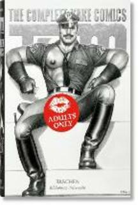 Tom of Finland. The complete kake comics. Ediz. italiana, francese e tedesca - Dian Hanson - copertina