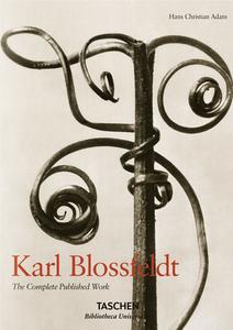 Libro Karl Blossfeldt. L'incanto della flora. Ediz. italiana, spagnola e portoghese Hans C. Adam