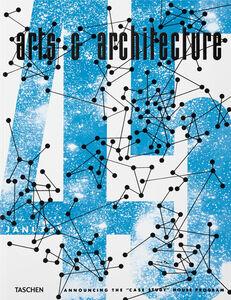 Libro Arts & architecture 1945-49. Ediz. inglese, francese e tedesca David Travers