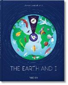 The earth and I - James Lovelock - copertina